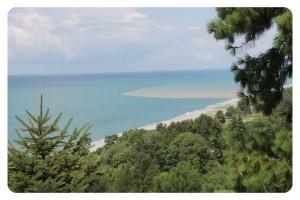 Отдых на побережье в Грузии