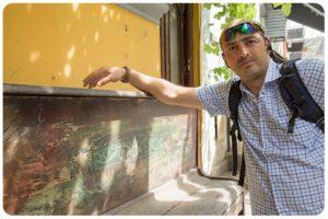 Экскурсия по Тбилиси с Мишей Зедгинидзе